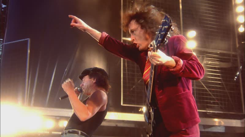 AC DC Hell Aint A Bad Place To Be (Live At Monsters Of Rock Festival, Castle Donington 1991)
