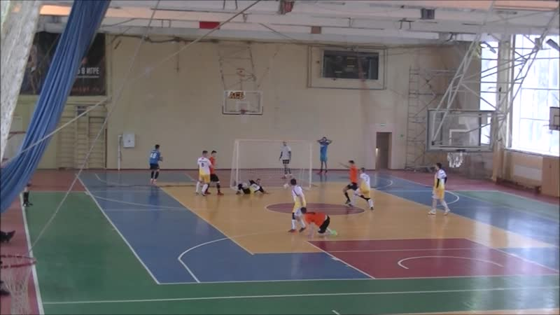 Буревестник - МФК Дом.Ру-Телемир (обзор матча)
