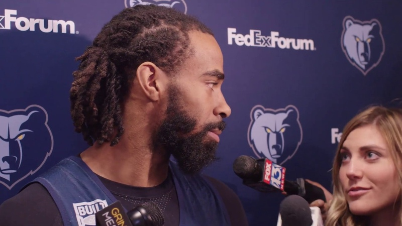 Mike Conley shares feelings on trade deadline rising rookie stars 2 8 19