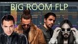 FREE BIG ROOM FLP Download Dimitri Vegas &amp Like Mike Style, Steve Aoki, Ummet Ozcan Tomorrowland