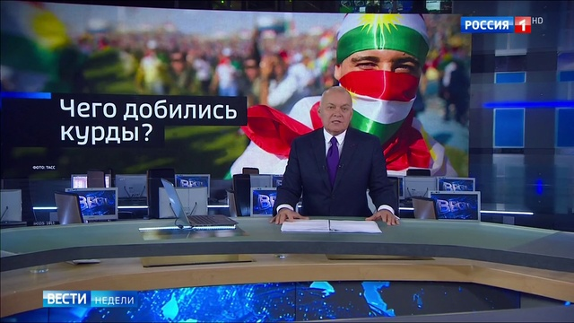 Вести недели. Эфир от 01.10.2017. Референдум в Иракском Курдистане: Турция и Египет вводят санкции