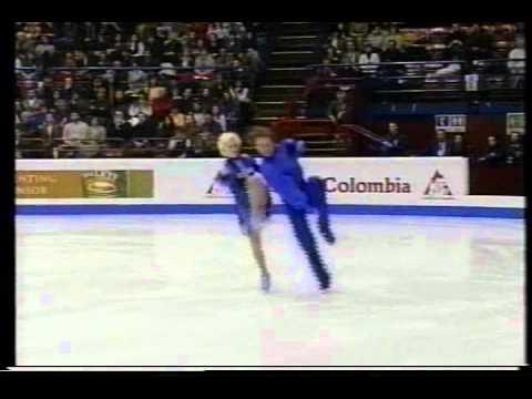 Grishuk Platov RUS 1998 European Figure Skating Championships Ice Dancing Free Dance