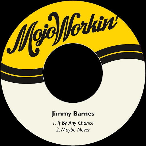 Jimmy Barnes альбом If by Any Chance