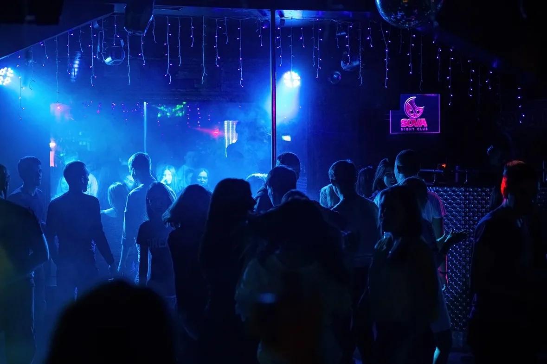 ночной клуб тольятти сова