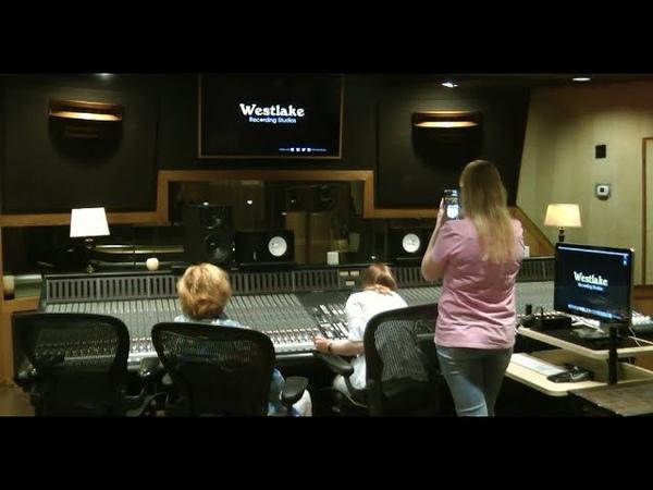 Visit to Westlake Recording Studios (Studio D) - Santa Monica - May 6, 2019