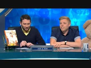 8 out of 10 Cats does Countdown S04E03 (20.06.2014)