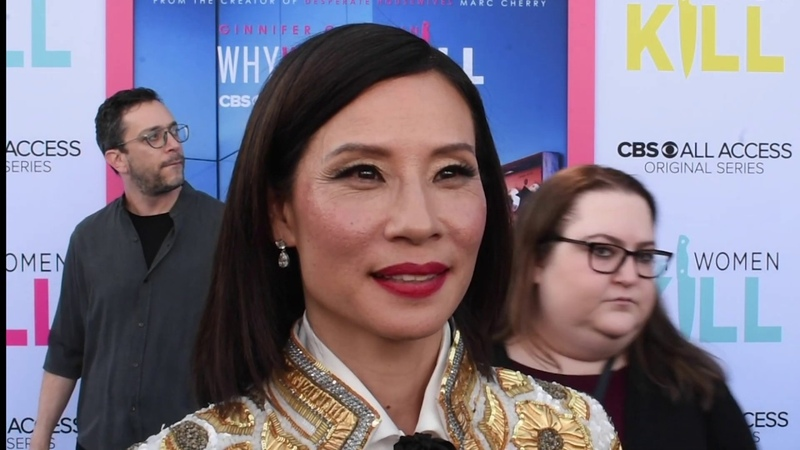 Interview: Lucy Liu on Why Women Kill is the Soap Opera People Want