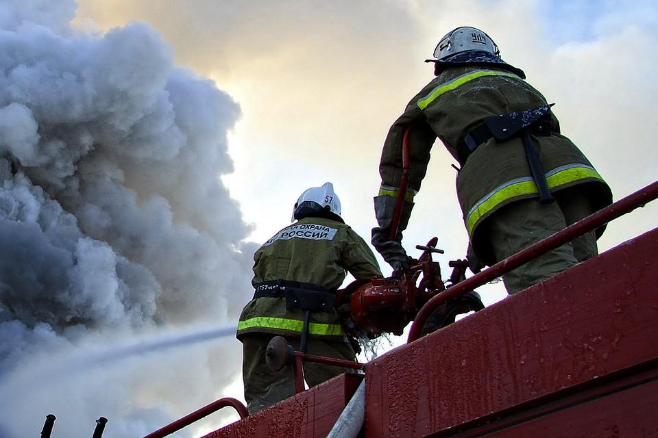 В Усть-Джегуте пожар оставил людей без крыши над головой