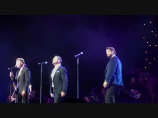 Boyzone - Because⁄Love⁄Picture of you (Live)