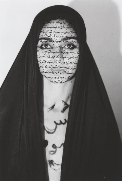 Ширин Нешат — иранская фотохудожница и кинорежиссёр, живущая в США