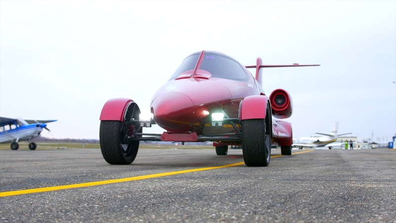 The Worlds First Only Limo-Jet