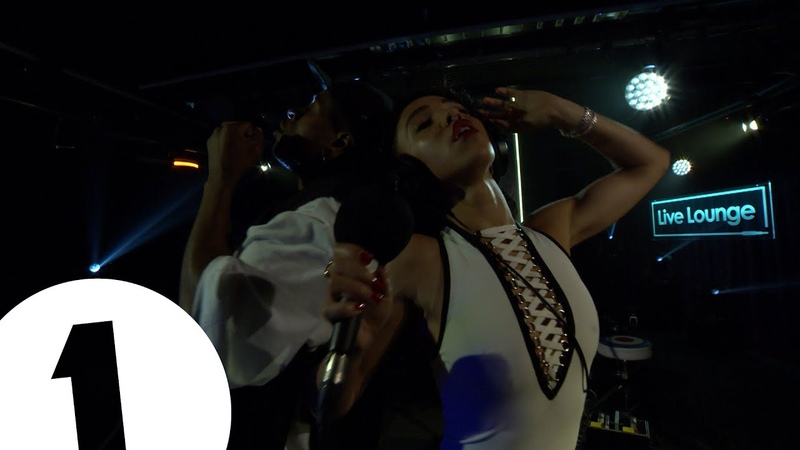 FKA Twigs covers Elastic Heart by Sia in the Live Lounge