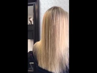 Окрашивание волос Materia Lebel Япония от Парикмахера колориста Кузмичевой Ольги, запись по телефону 89200137213, 66-220