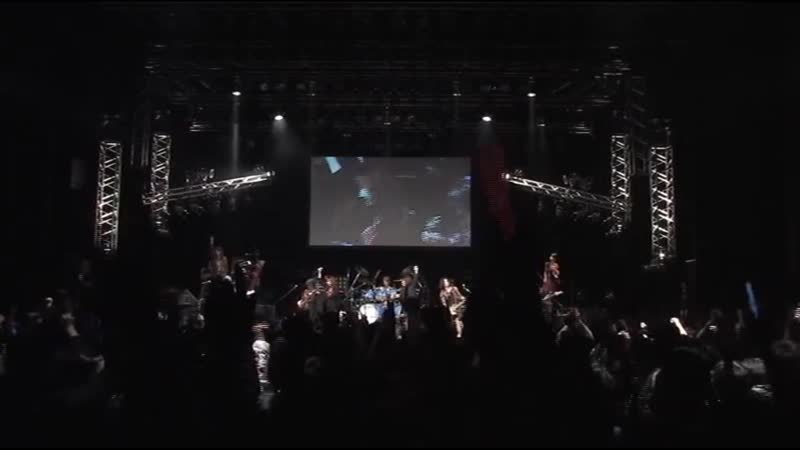 Guilty Gear X BlazBlue Music Live 2011 — Still in The Dark 「Guilty Gear X」