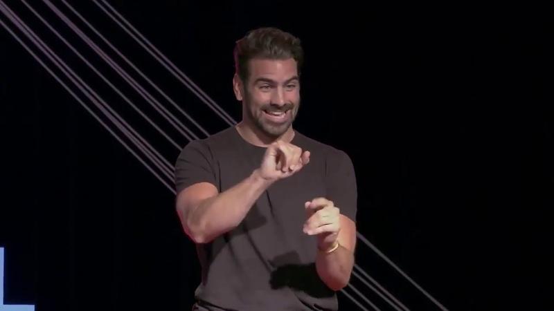 Образование и язык для Глухих детей Найл ДиМарко TEDxKlagenfurt