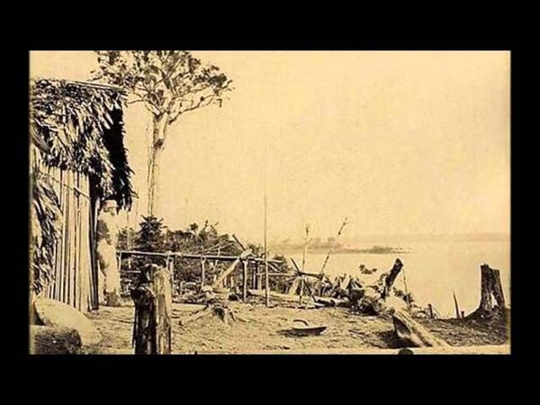 Índios do Amazonas antigo