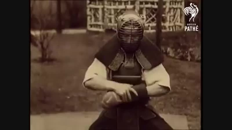 Budo-Pre-war Kendo 剣道