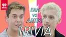 Troye Sivan Challenges A Super Fan In A Trivia Battle | Fan Vs. Artist Trivia