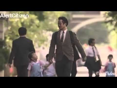 Daddy's daughter Very Emotional Video of how poor Father upbringing his daughter