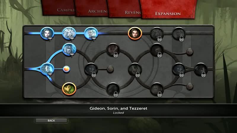 MTG duels 2012 часть 11 - Чандра-Нисса-Сорин, Саркан-Аджани-Киора, загадка, Лилиана-Джейс-Чандра