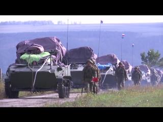 Погрузка военной техники ВДВ России в самолеты Ил-76МД перед активной фазой маневров Восток-2018 - YouTube
