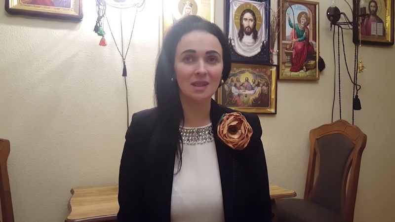 До слез! ПРЕСЛЕДУЕТЕ ОТЦОВ – ПРЕСЛЕДУЙТЕ И МЕНЯ! Лина Смык в поддержку УПЦ - СпасиБожеЛюдиТвоя