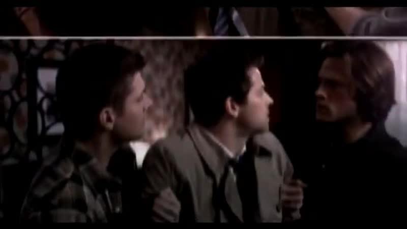 Dean x sam winchesters x castiel vine edit