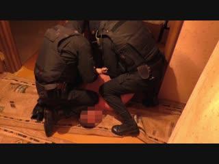 Задержание вымогателя в полоцке