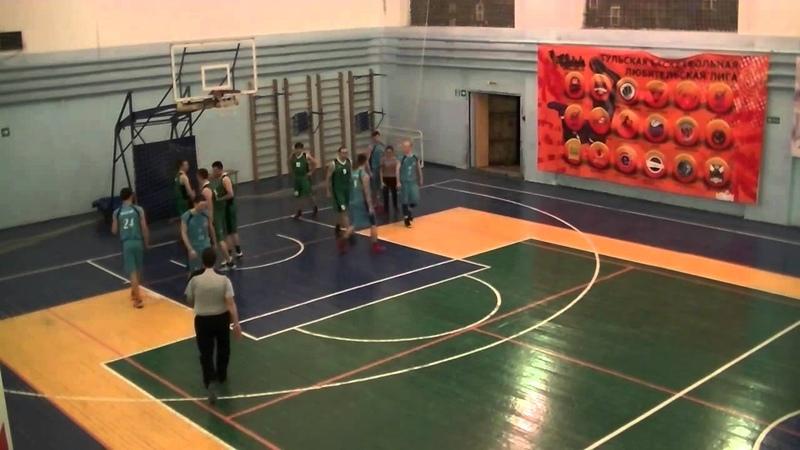 Союз баскет Алексин 11 04 2015 Весенний кубок