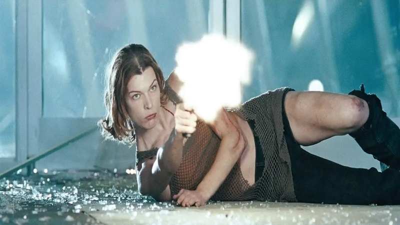 Resident Evil / Alice Gal Abutbul feat Phillipa Joy - Don't Mind Waiting