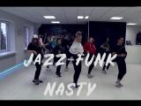 Jazz-Funk  Choreo By Julia Banana J-Dance Studio (Nasty)