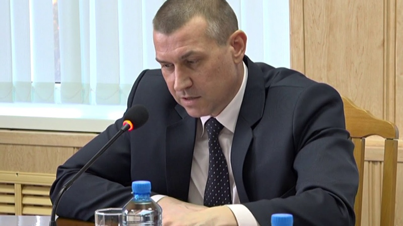 Заседание антитеррористической комиссии.