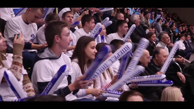 Команда по волейболу Динамо (Москва) сразилась с командой Аркас (Турция)