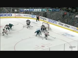 Oilers vs. Sharks   Nov.20, 2018   Game Highlights