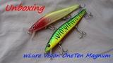 Unboxing #03 wLure Vision OneTen Magnum