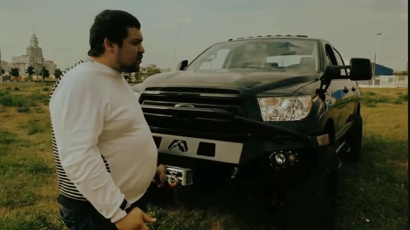 SmotraTV 3 серия Тест-драйв от Давидыча Toyota Tundra 2012