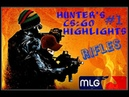 Hunter's Highlights-Rifles 1[with music]