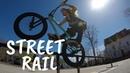Subrosa Street rail- Matt Ray/Matty Long insidebmx