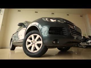 Новый уровень надежности Volkswagen Touareg