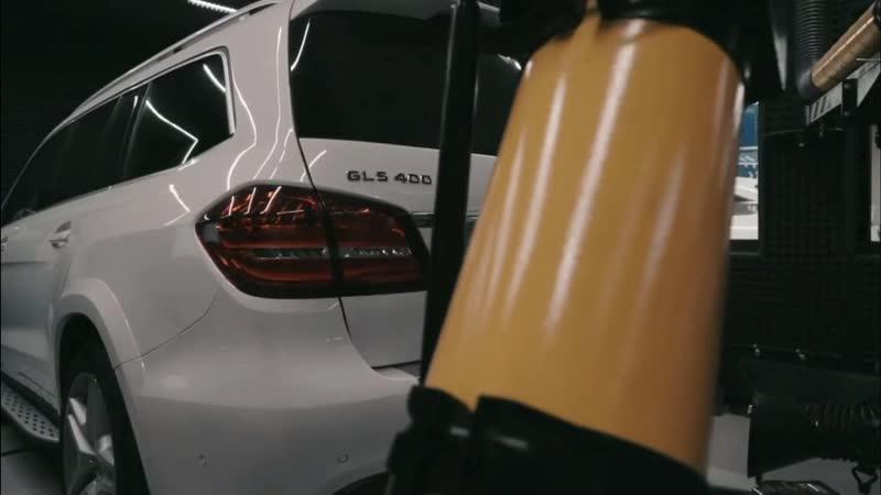 STAGE1 для MB GLS400 V6 BiTurbo
