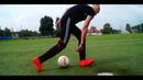 Обучение финтам в футболе для начинающих Проброс между