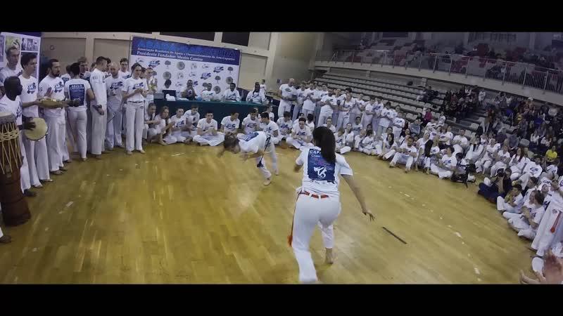 VIII Чемпионат России по Капоэйре в Самаре (7-8 декабря, 2018) | школа Abadá-Capoeira