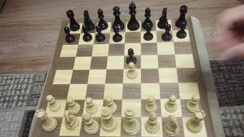 Шахматы Мат за 2 хода без ферзя YouTube