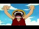 One Piece = Luffy Got Hypnotized Overpowered = Luffy Funny Fight