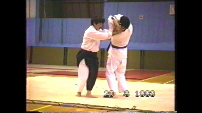 Kai Shin Kai Archives : Minoru Kanetsuka 20 June 1993