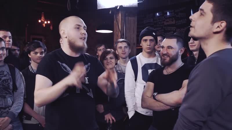 RBL ASMODEY VS SCREAM (18, RUSSIAN BATTLE LEAGUE)