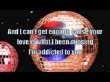 The Brand New Heavies (w N'Dea Davenport) - ADDICTED (lyric video)