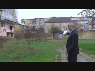 Новый мэр Дербента Хизри Абакаров разносит заведующих детских садов и директоров школ