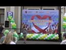 Моё выступление на концерте в честь Дня города Москвы рядом с Арбатом!