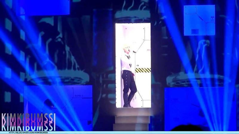 [HD fancam] 131103 YouTube Music Awards in Seoul SHINee - 상사병 (Symptoms) Everybody